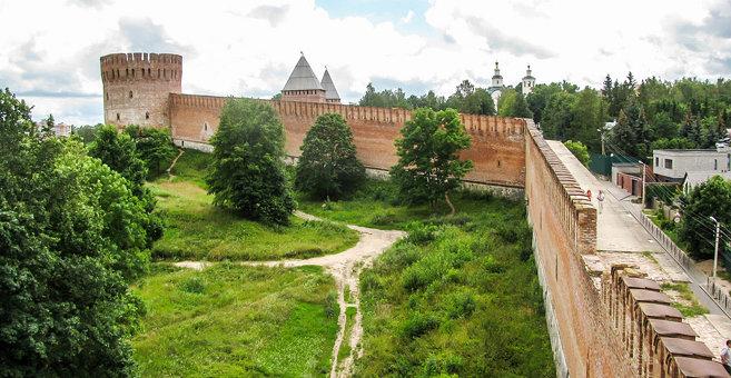 Smolensk - Kremlin de Smolensk