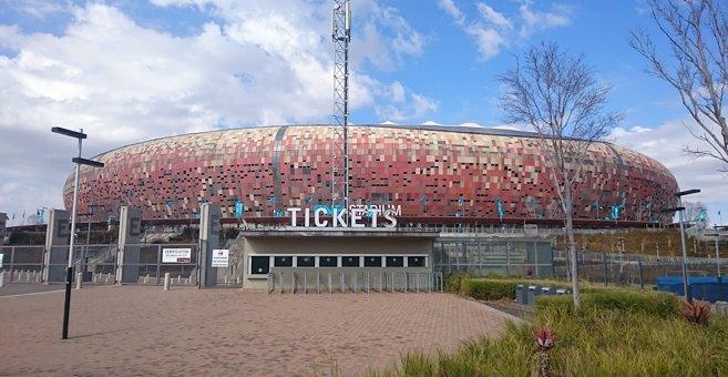 Johannesburg - Soccer City