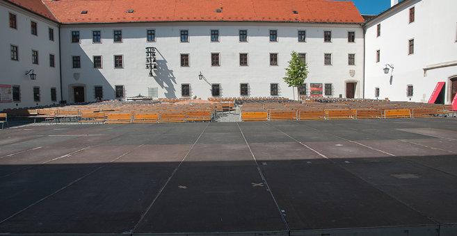 Brno - Castelul Špilberk