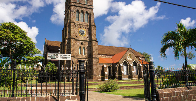Saint Peter's - St. George's Anglican Church (Basseterre)