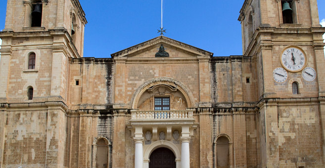 Valetta - St. John's Co-Cathedral