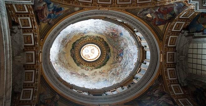 Vatican - Bazilica Sfântul Petru din Roma
