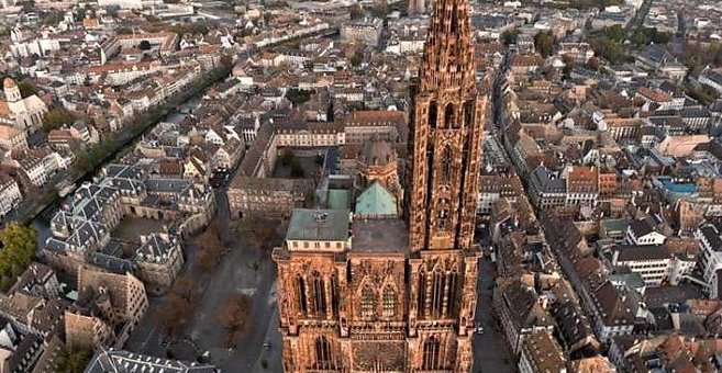 Estrasburgo - Catedral de Estrasburgo