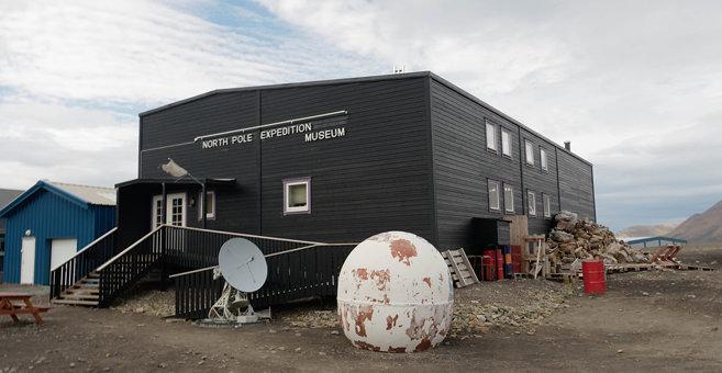 Longyearbyen - Svalbard Museum