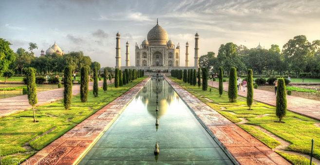 India - Tádzs Mahal