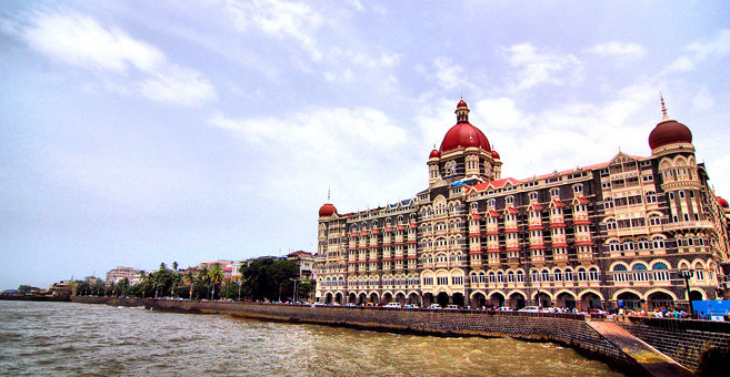 Bombay - Taj Mahal Palace & Tower