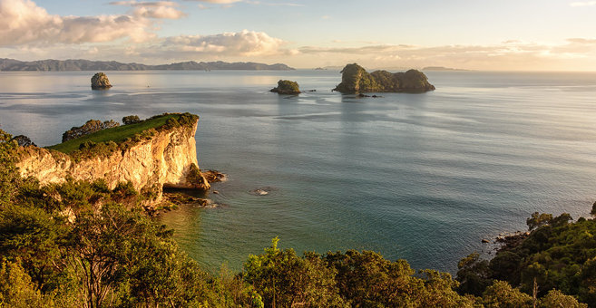 New Zealand - Te Whanganui-A-Hei (Cathedral Cove) Marine Reserve