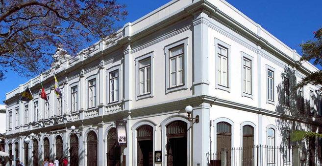 Funchal - Teatro Municipal Baltazar Dias