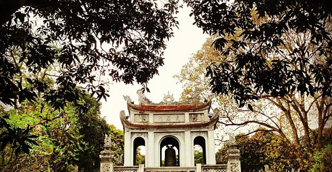 Hanoi - Temple of Literature