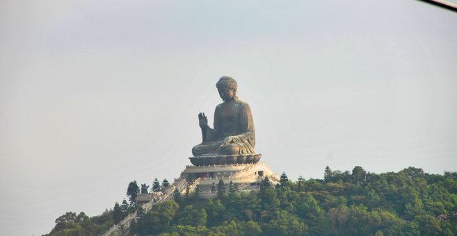 Ngong Ping - Tian Tan Buddha