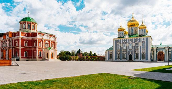 Tula - Tula Kremlin