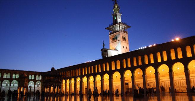 Jâoubar - Омаядска джамия (Дамаск)