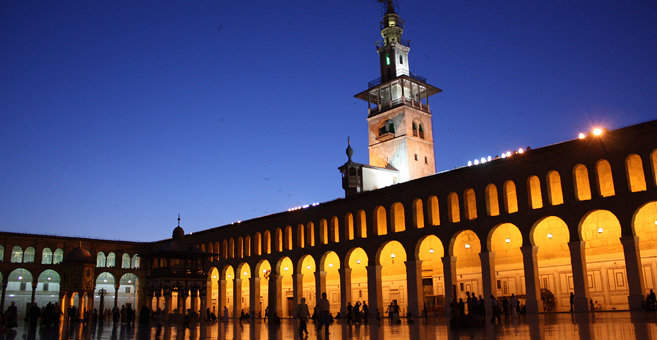 Jâoubar - Umayyad Mosque
