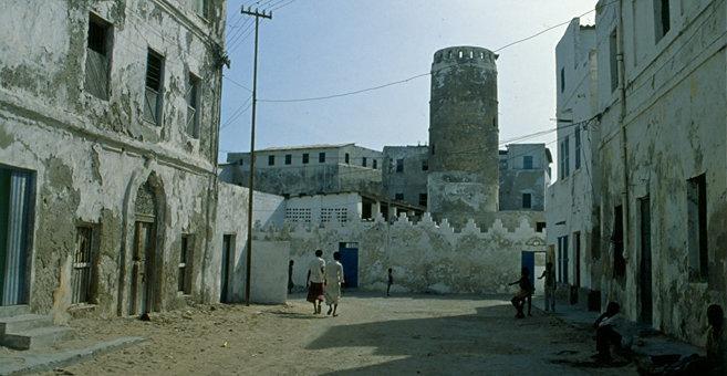 Mogadishu - Villa Somalia