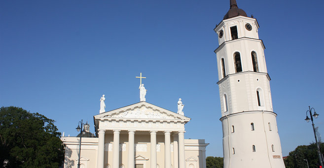 Виљнус - Vilnius Cathedral
