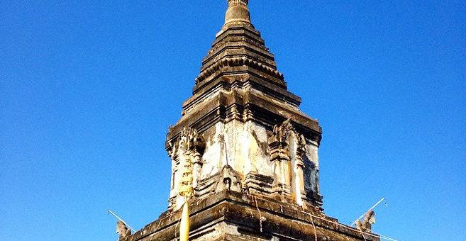 Luang Prabang - Wat Mai Suwannaphumaham