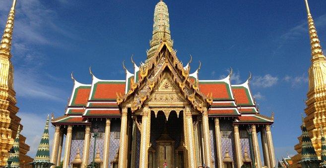 Bangkok - กรุงเทพมหานคร - Wat Phra Kaew