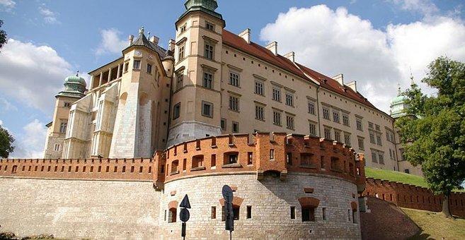 Krokuva - Karališkoji Vavelio pilis