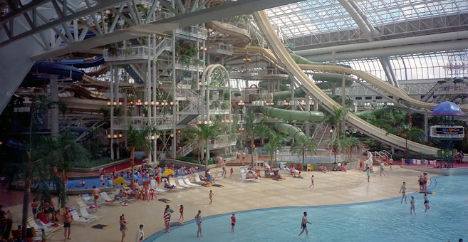 Edmonton - West Edmonton Mall