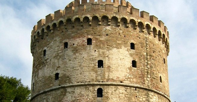 Thessaloniki - White Tower of Thessaloniki
