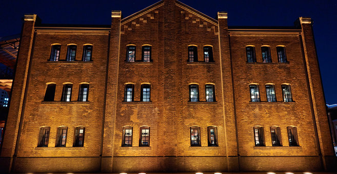იოკოჰამა - Yokohama Red Brick Warehouse