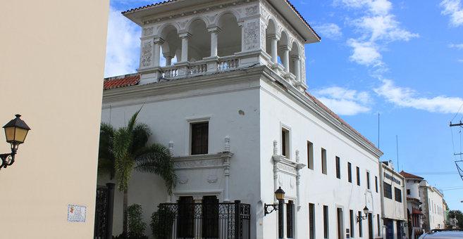 Ciudad Trujillo - სიუდად-კოლონიალი (სანტო-დომინგო)