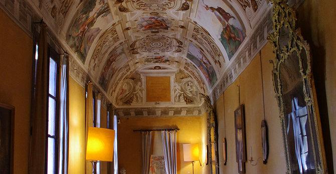 Castello della Manta in Manta