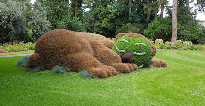 Jardin des plantes de Nantes dans Nantes - Advisor.Travel