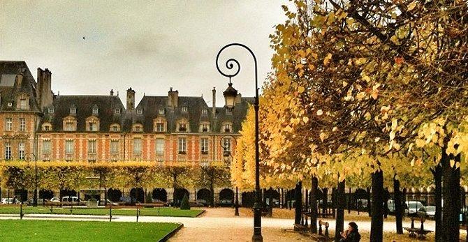 ساحة فوج في باريس - Advisor Travel