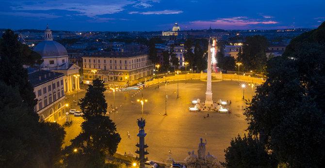 Terrazza Del Pincio In Roma Advisor Travel