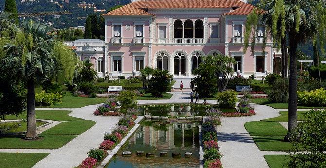 Villa Ephrussi de Rothschild in Beaulieu-sur-Mer - Advisor.Travel