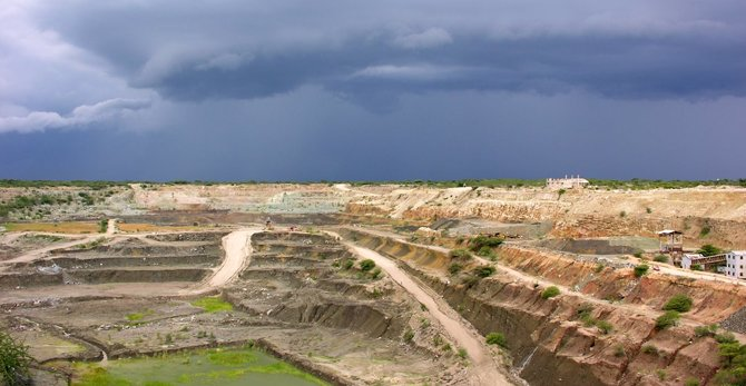 Williamson diamond mine in Mwadui - Advisor Travel