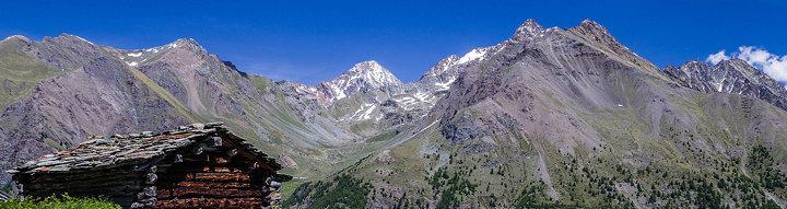 Alpes italiennes (italian Alps) - Grand Paradis (Gran Paradiso)
