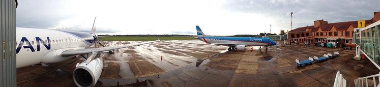 Aeropuerto Iguazú