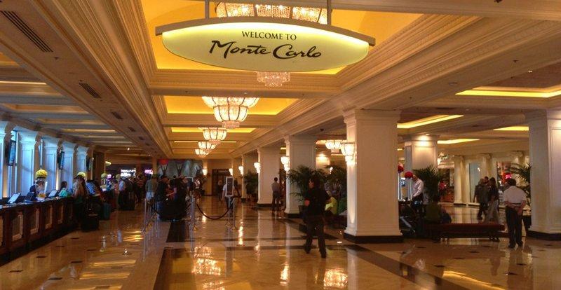 the monte carlo resort & casino