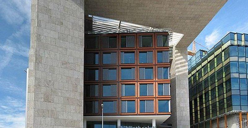 Openbare bibliotheek amsterdam vuonna amsterdam advisor for Bibliotheek amsterdam