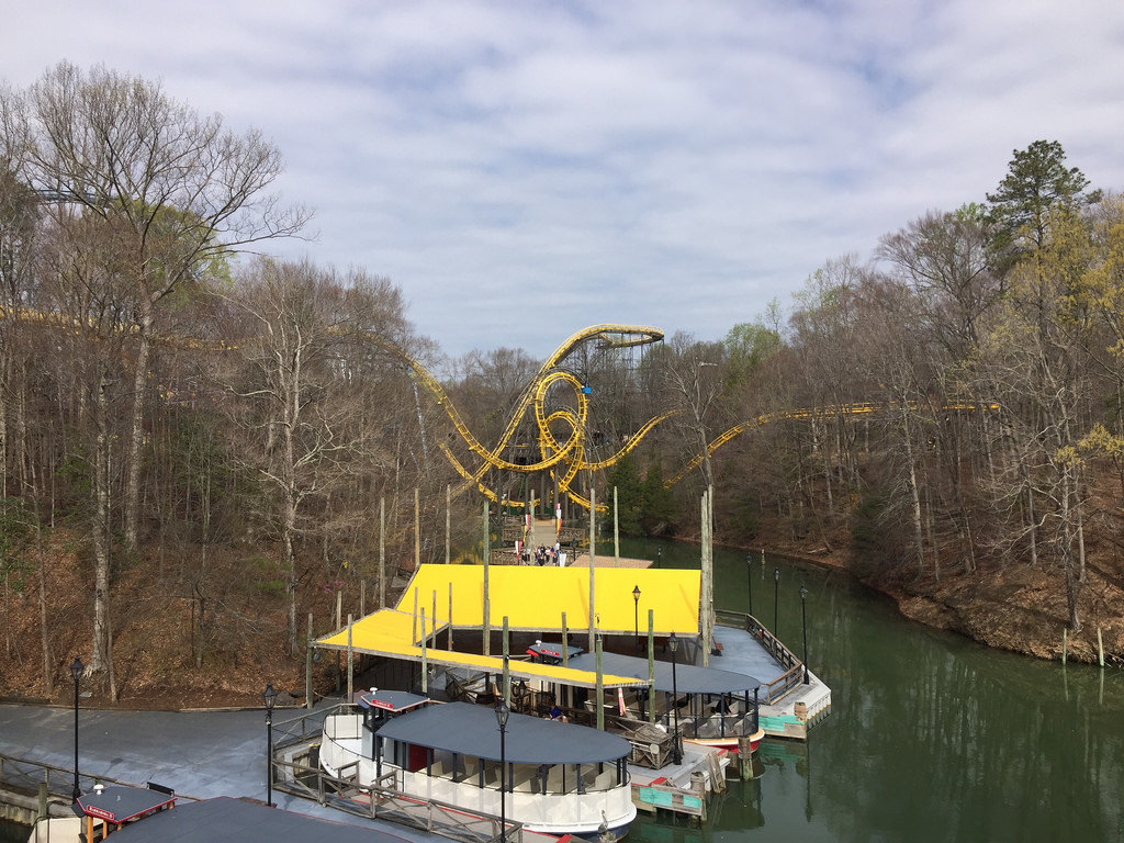 Busch Gardens Williamsburg in Grove - Advisor.Travel