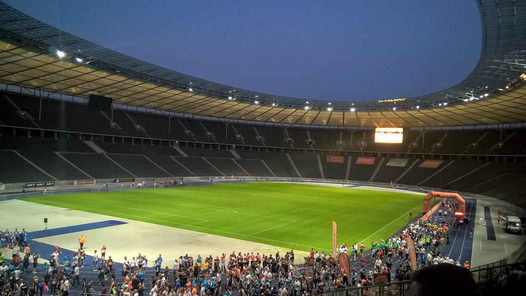 Гитлер был футбольного клуба герта