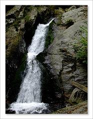 Rešovské vodopády  [The Rešov Waterfalls]