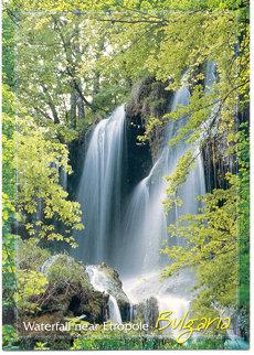 A-039 Etropole Waterfall