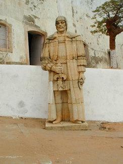 Forteleza de S Miguel, Luanda in 2003.