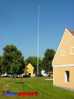 Village Chapel, Holašovice, Czech Republic