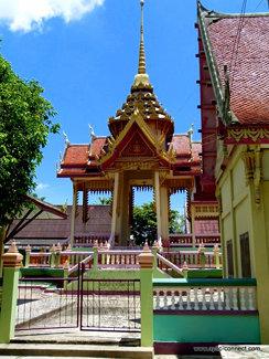 Ang Thong, Wat Pamok