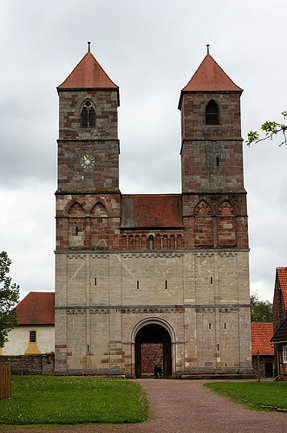 Klosterkirche St. Marien (Ruine) - 01