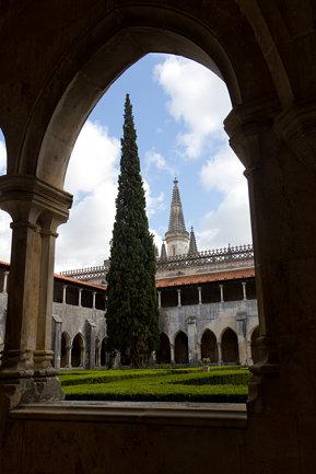 Portugal - Batalha - Monastery of Batalha 6485