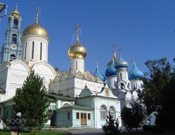 Троице-Сергиева Лавра (Troitse-Sergieva Lavra) - 2008 (6)