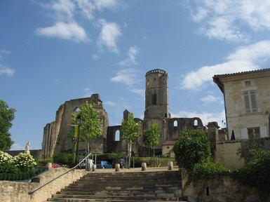 Abbaye de la Sauve