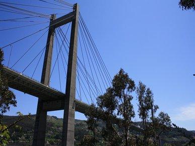 PUENTE DE RANDE (AP-9). Galicia.