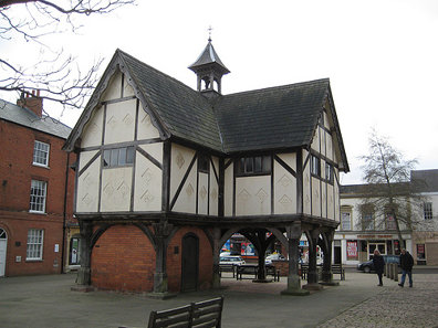 The Old Grammar School, Church Square, Market Harborough