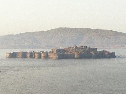 Janjira Fort, Murud, Maharashtra, India